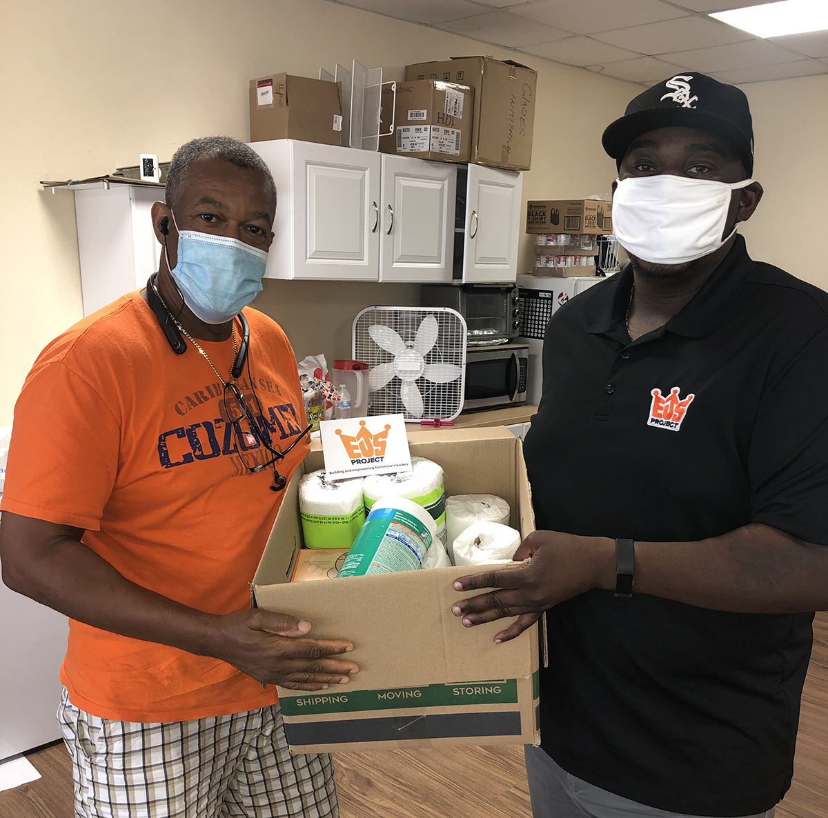 Palm Health Foundation Leads Collaboration to Provide Relief to Boynton Beach Family in Crisis During COVID-19 Pandemic
